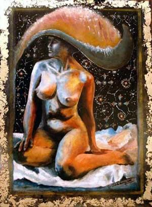 Daria Górkiewicz - Obrazy w cieniu sztuki