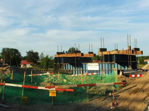 Puławy - budowa mostu i obwodnicy #budowa #Puławy #most #obwodnica #Dęblińska