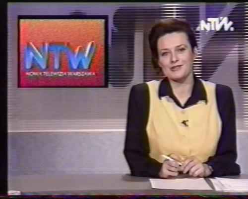 Urszula Rzepczak - Nowa Telewizja Warszawa (NTW) - lokalna Polonia1.