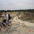 Wyprawa rowerowa - maj 2006 #Kamieniołomy