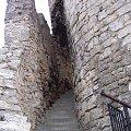 #ruiny #zamek #Iłża #schody