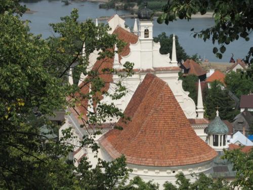 Kazimierz #Kazimierz #panorama #kościoły