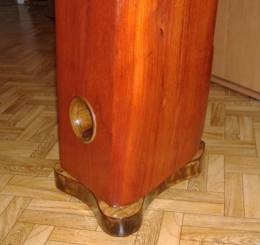 Kolumny Seweryna II [Monacor SPH 165 KEP + Vifa XT 19 TD]