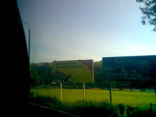 Stadion Cisów Nałęczów #Nałęczów