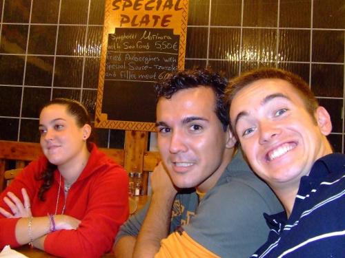 Monika,Tobiasz i David