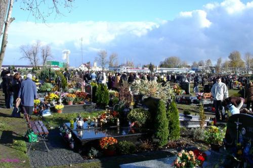 Cmentarz Komunalny w Piszu #Cmentarz #Pisz