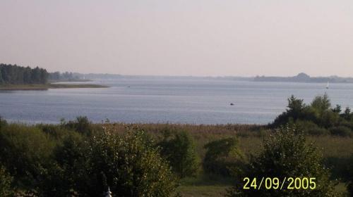 Widok z Przybrodzina