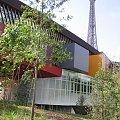 Nie oglądałem wszystkiego, jeszcze muzeum kończyli. Otwarcie było 23.06.2006 #muzeum #musee #natura #Branly #Paryż #żuczek #ściana #rośliny
