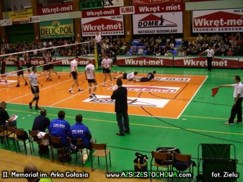 AZS Częstochowa - AZS Olsztyn #AZS #Częstochowa #Olsztyn #Arek #Gołaś #Memoriał #Siatkarska #Elita #Siatkówka #Volleyball #Siatka