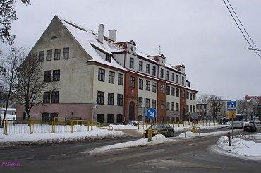 Pisz - Szkoła podstawowa nr 1 w Piszu - 17 września 2007