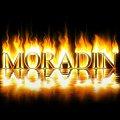 dla hubiego #moradin #ogień #płomienie #napis #grafika