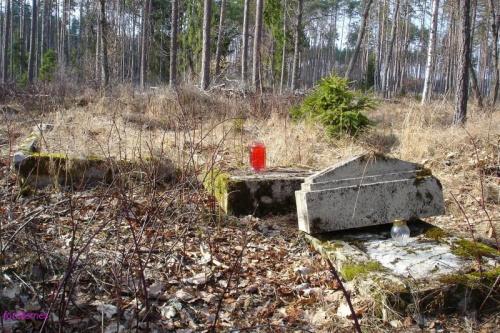 Wilki - cmentarz wiejski #Wilki