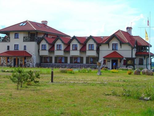 Jezioro Roś - Hotel Joseph Conrad #JezioroRoś #Mazury #Pisz