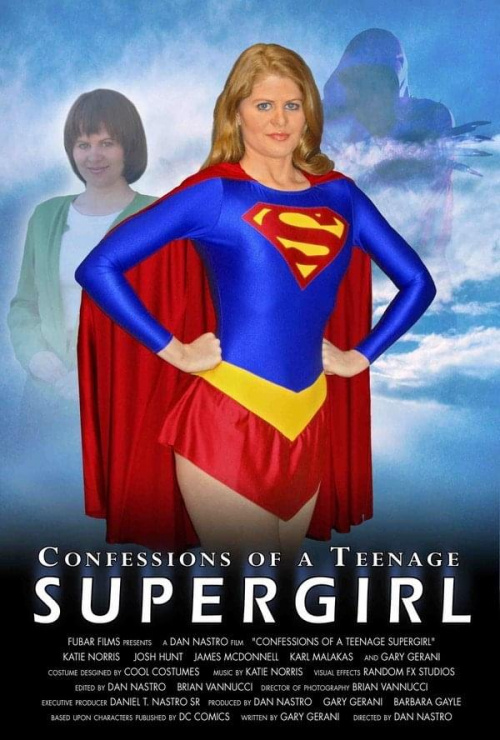 Confessions Of A Teenage Supergirl