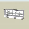 Lodówka przemysłowa #LodówkaPrzemy #render #prerender #GazStation #StacjaBenzyno